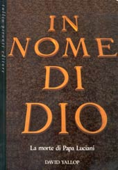 In nome di Dio cover